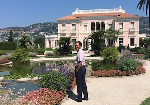 French Immersion in Nice, France