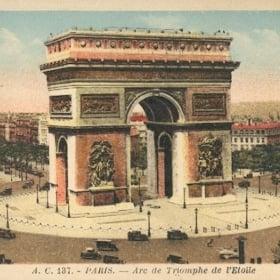The Monuments of Paris — L'Arc de Triomphe