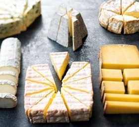 How to Cut A Single Serving of French Cheese