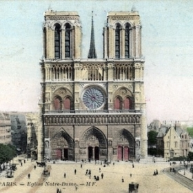 The Monuments of Paris – Notre Dame