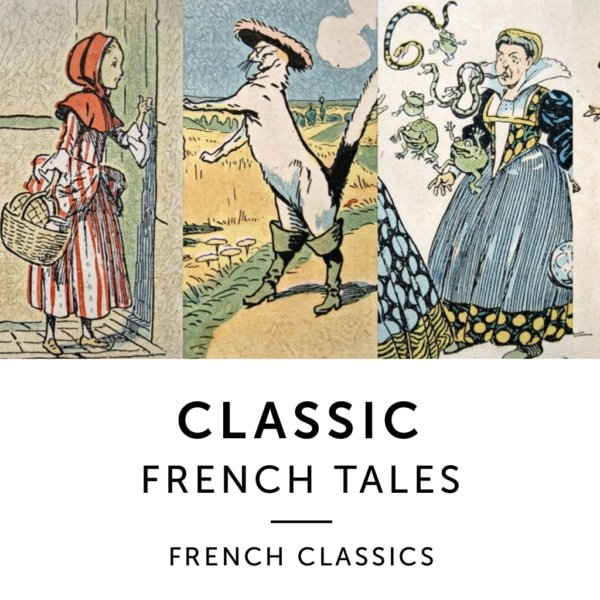 Product image: Classic French Tales Audiobook