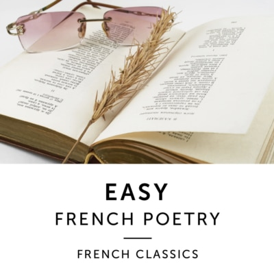Product image: Easy French Poetry Audiobook