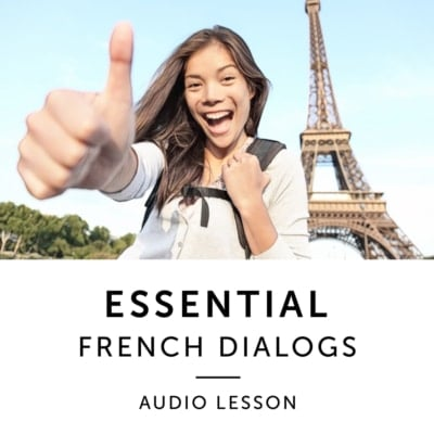 Product image: Essential French Dialogs