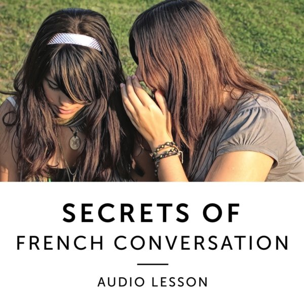 Product image: Secrets of French Conversation Audiobook