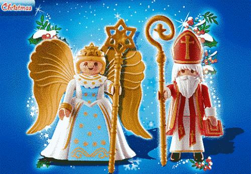 saint Nick the french santa