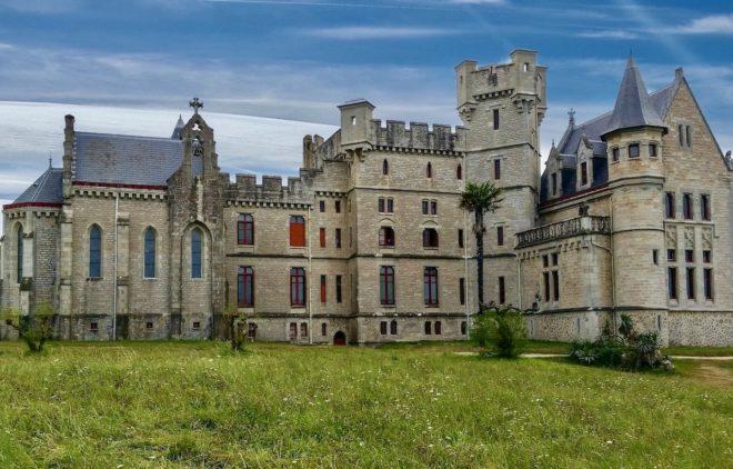 Abbadia château castle