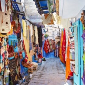 French in Morocco – French Story + Translation