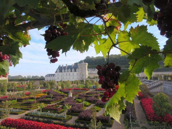 villandry best french garden learn french