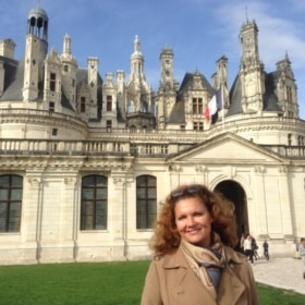 Une Visite du Château de Chambord – French English Bilingual Visit