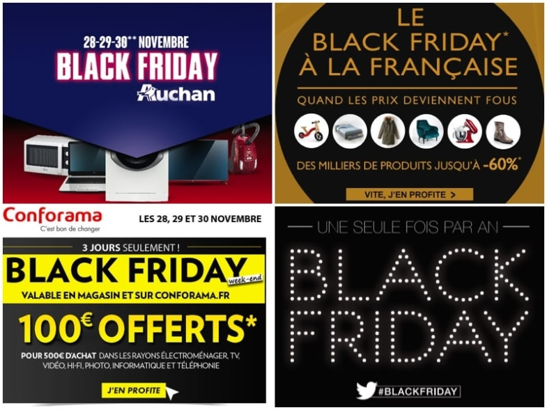 Black Friday In France Video