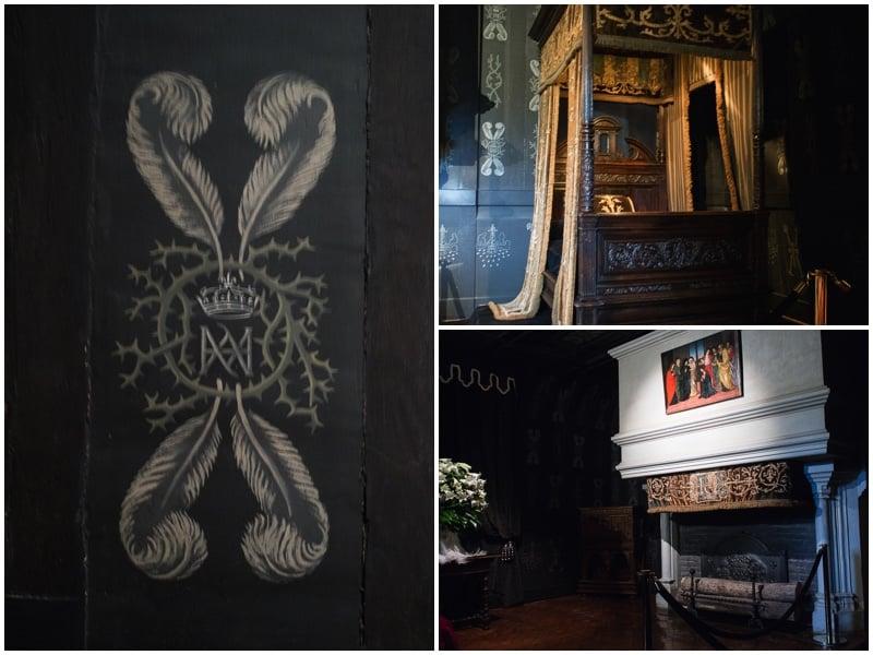 chenonceau-blackroom