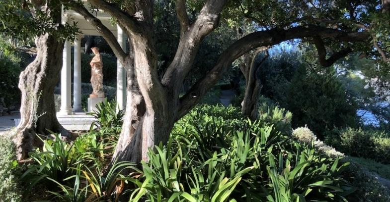 La Villa Ephrussi De Rothschild french english story