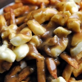Canadian French Vocabulary – La Bouffe! Food!
