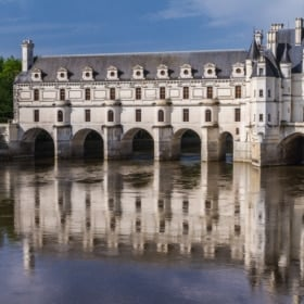 A visit to the Château of Chenonceau