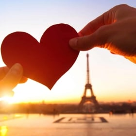 Joyeuse Saint Valentin ! Valentine's day in France