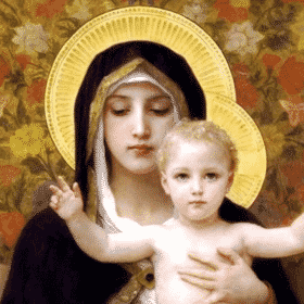 🙏 Hail Mary in French – Je Vous Salue Marie