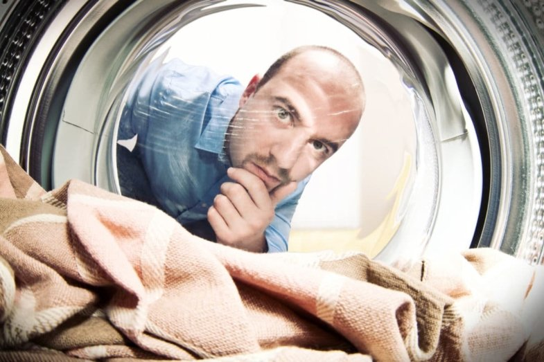 French Laundromat Laundry Vocabulary