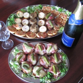 Un apéritif dînatoire – A Learn French In Context Easy Story