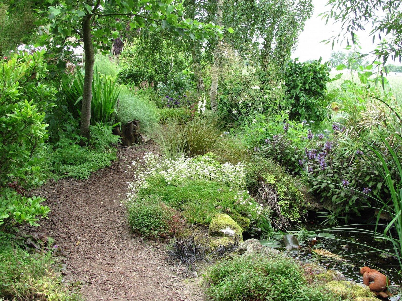 bienvenue dans mon jardin easy bilingual french story