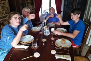 Jack - learn french immersion france brittany