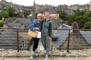 Maureen - residential french immersion teacher in france brittany 3