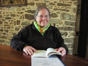 Susanne immersion homestay brittany france