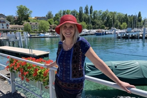antonia - learn french immersion switzerland