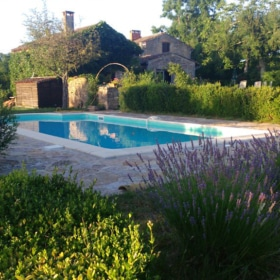 french immersion france swimming pool