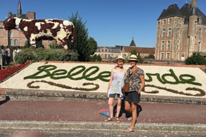 Hannah learn french in immersion france homestay 1