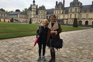 arlene - learn french in residential immersion in france loire 1