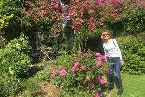 sarah - french immersion homestay in France 1