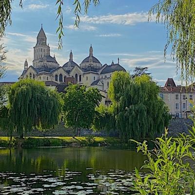 View of Périgueux Dordogne