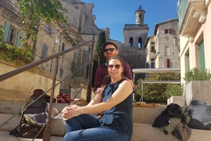 french immersion homestay avignon Mary 2
