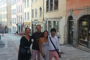 Ian learn french immersion homestay lyon france 1