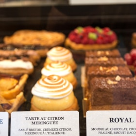 French Pastry Vocabulary & Bilingual Story