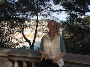Arlene french residential homestay in nice cote d'azur france