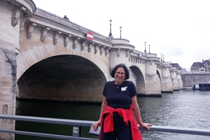 Frankie - learn french immersion france paris 2