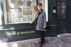 Stephanie- learn french immersion paris france 1