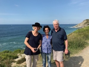 janice french immersion biarritz france 1