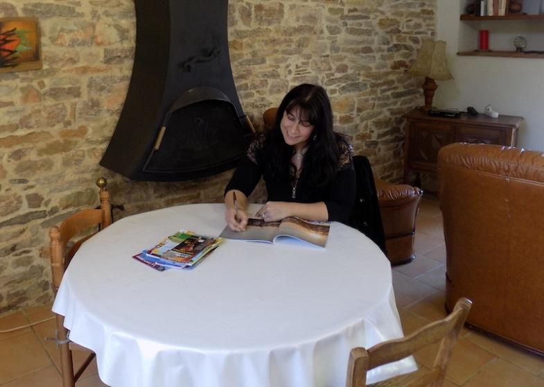 living room - learn french in france tarn et garonne