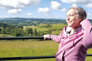 diane - learn french in residential immersion in france pyrénées3