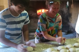 french immersion homestay in france mountain