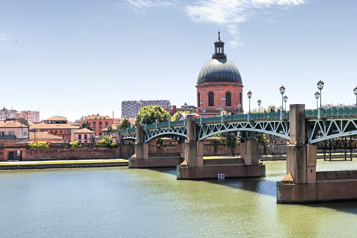 immersion in france toulouse