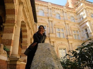 rachel student immersion france residential homestay
