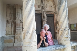 rick and elizabeth learn french residential immersion homestay france 1