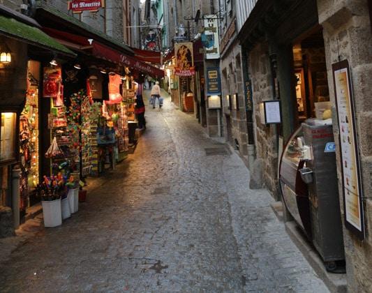 Mont Saint Michel France visiting tips