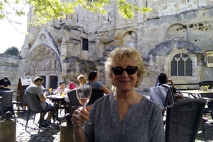 pamela - residential french immersion teacher in france bordeaux1