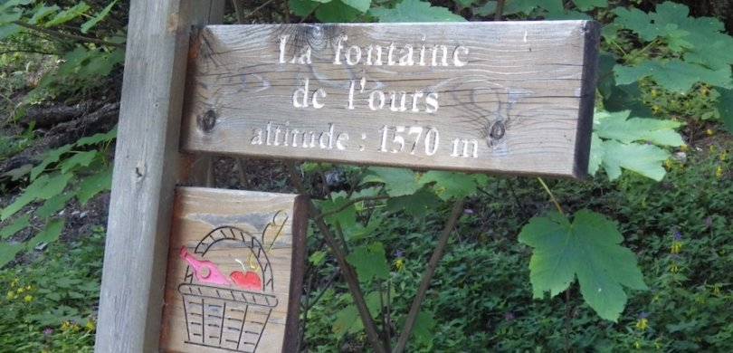 french hiking vocabulary