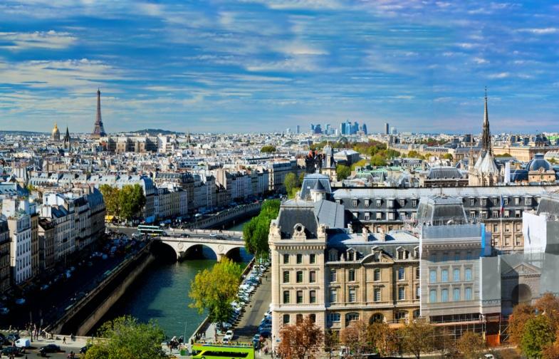 Beautiful picture of Paris