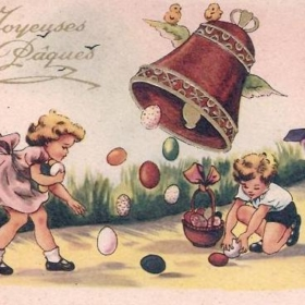 Les Traditions de Pâques – Easter's Traditions in France